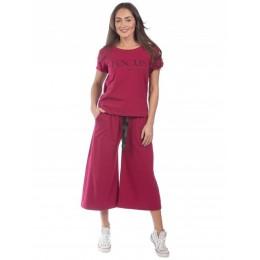 Женская мода 2020 года - брюки-кюлоты!