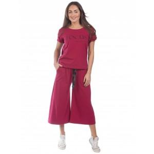 Женская мода 2020 года - брюки-кюлоты!>