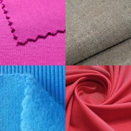 Краткий обзор тканей для одежды: свойства и характеристики