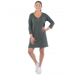 Платье женское  Liberty КЛП1448П2 хаки