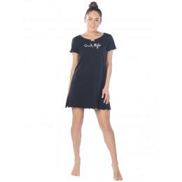 Сорочка женская Good night КЛС1377П2 черная