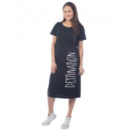 Платье женское Destination  КП1422П1 черный