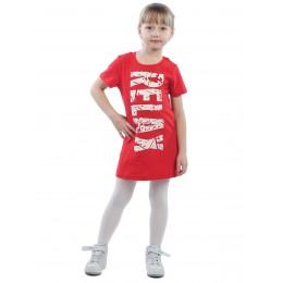 Платье детское RELAX КП5015П1 красный
