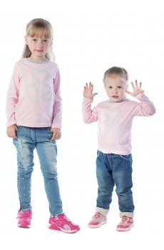 Лонгслив детский LOVE КЛ5012П1