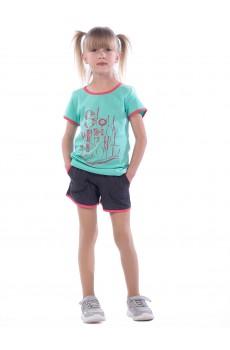 Комплект детский Stay Allright зеленый ККП1001