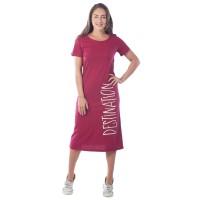 Платье женское Destination  КП1422П1 бордовый