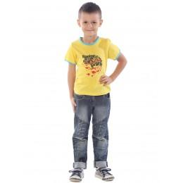Футболка детская КФД1010 желтый