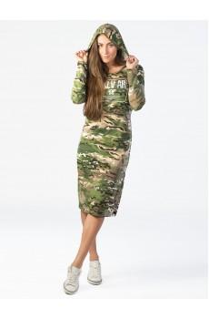 Платье XXL GIRLS IN Battle КП1358П1