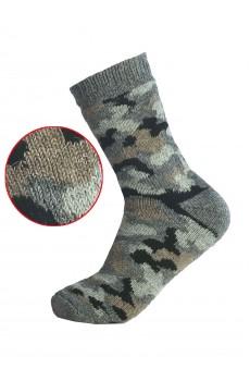Носки мужские КЛШ-5 темно-серый